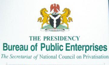 Image result for bureau of public enterprise in nigeria